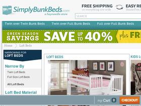 Simply Loft Beds
