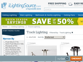 Track Lighting Source