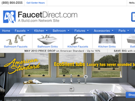 Click To Save 40% Off Kohler Bathroom Faucets At FaucetDirect.com.
