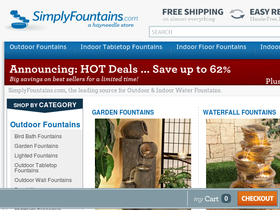 Simply Fountains