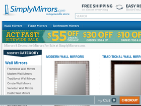 Simply Mirrors