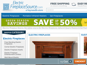 Electric Fireplace Source
