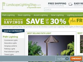 Landscape Lighting Shop