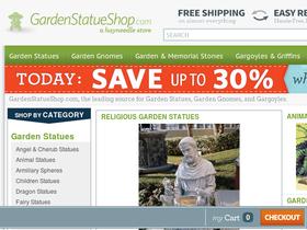 Garden Statue Shop