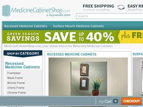 Medicine Cabinet Shop