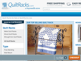Quilt Racks
