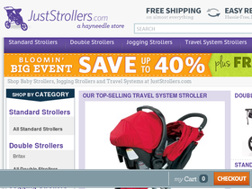 Just Strollers