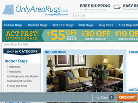 Only Area Rugs