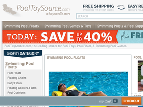 Pool Toy Source