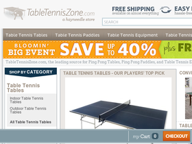 Table Tennis Zone