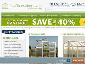 Just Greenhouses