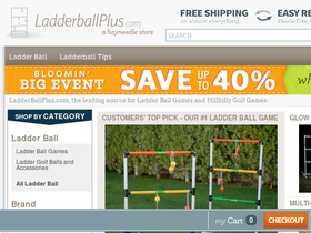 Ladder Ball Plus