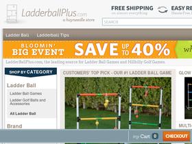 Ladder Ball Plus