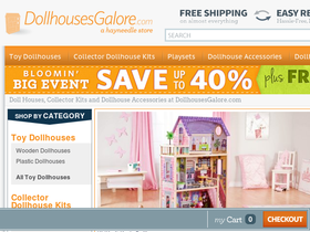 Doll Houses Galore