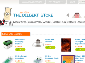 Dilbert - The Official Dilbert Store