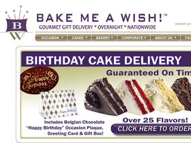 Bake Me A Wish