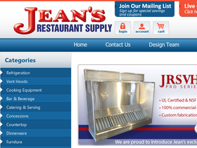 The Leading Distributor of Restaurant Supplies and Equipment. Based in Lancaster, PA, WebstaurantStore is the largest online restaurant supply store serving food service professionals and individual customers worldwide.