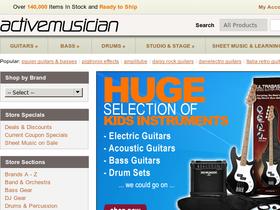 ActiveMusician.com