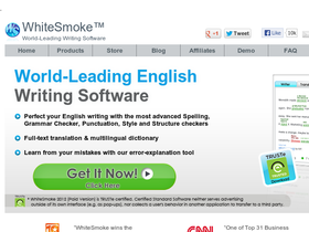 WhiteSmoke Writing Software
