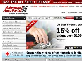 Advanceautoparts com coupon code