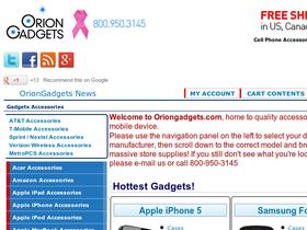 Orion Gadgets