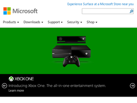 Microsoft Store Canada