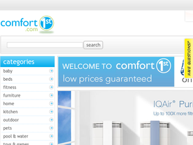 Comfort First