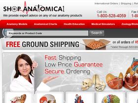Shop Anatomical