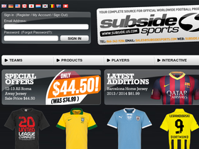 Subside Sports US