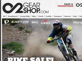 O2 Gear Shop