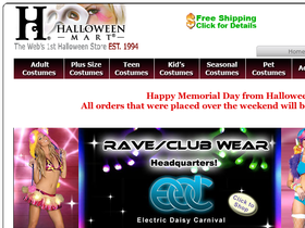 The latest Tweets from halloweenmart (@halloweenmart). We Tweet about Halloween costumes, the latest fun news and offer tips. Located in LV, NV but we ship everywhere! Follow us!. Las Vegas, NV.