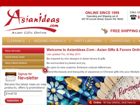 Asian Ideas
