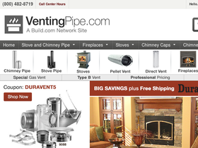 Venting Pipe