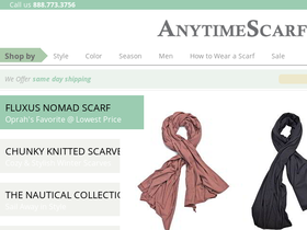 Anytime Scarf