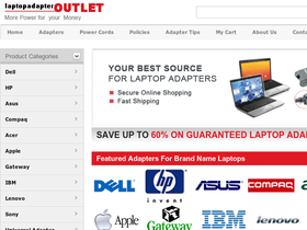 LaptopAdapterOutlet