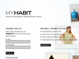 MyHabit