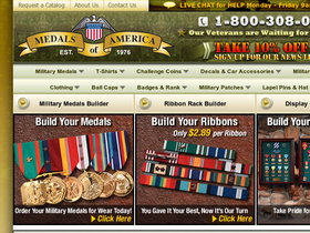 Medals of america coupon code