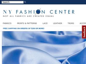 NY Fashion Center Fabrics
