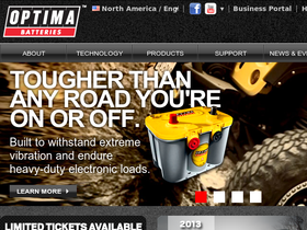 Optima Batteries Coupons