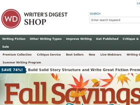 Writer's Digest Shop