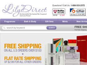 LilyDirect Coupons