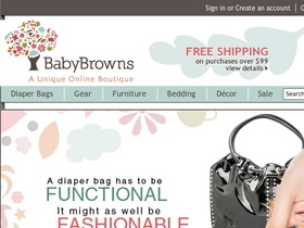 BabyBrowns Coupons
