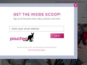 Pouchee Coupons