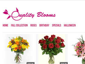 Quality Blooms Coupons