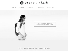 Stone + Cloth Coupons