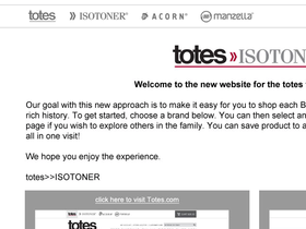 totes ISOTONER Coupons