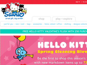 Sanrio Coupons