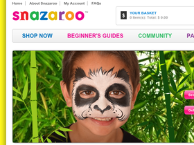 Snazaroo Coupons