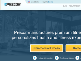 Precor Fitness Coupons