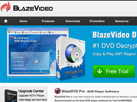 Blaze Video Coupons